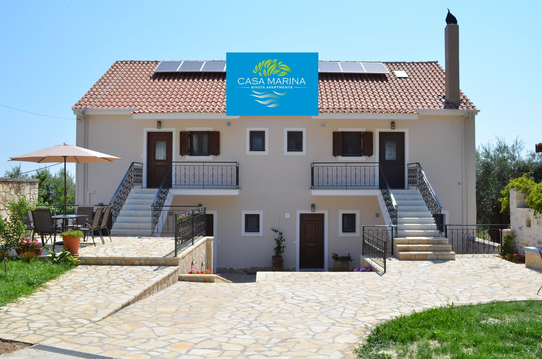 Sivota Casa Marina